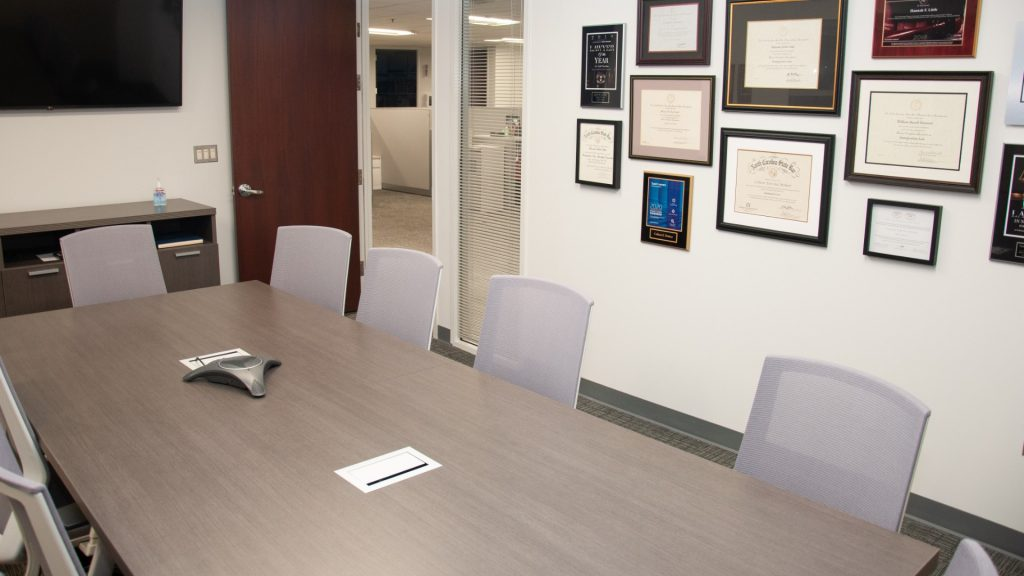 Garfinkel Immigration conference room