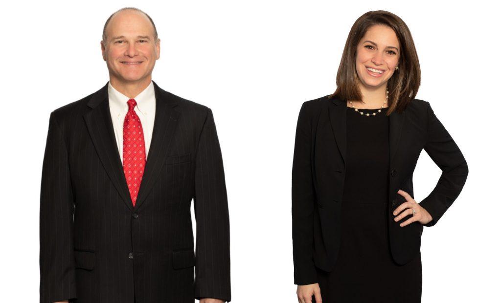 Steven Garfinkel and Colleen Molner