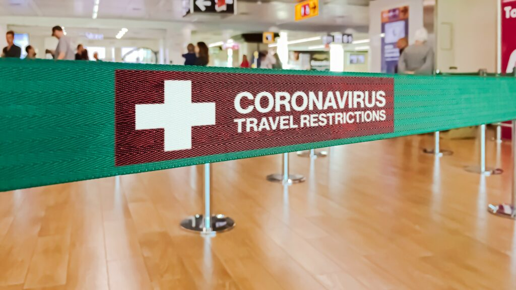 COVID-19 travel restrictions