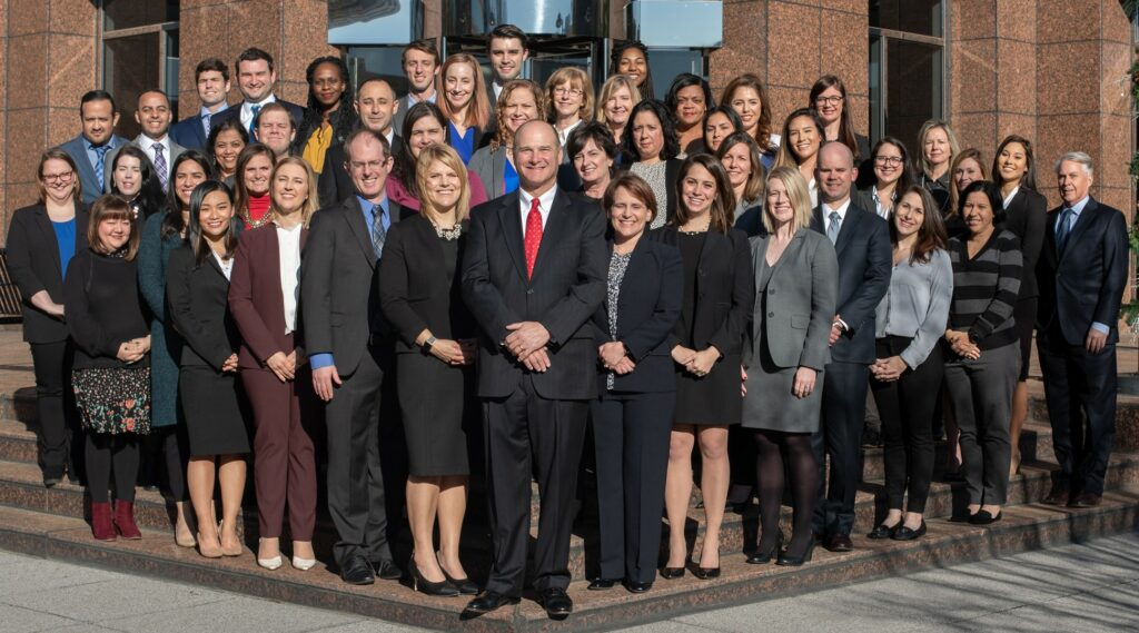 Garfinkel Immigration group photo